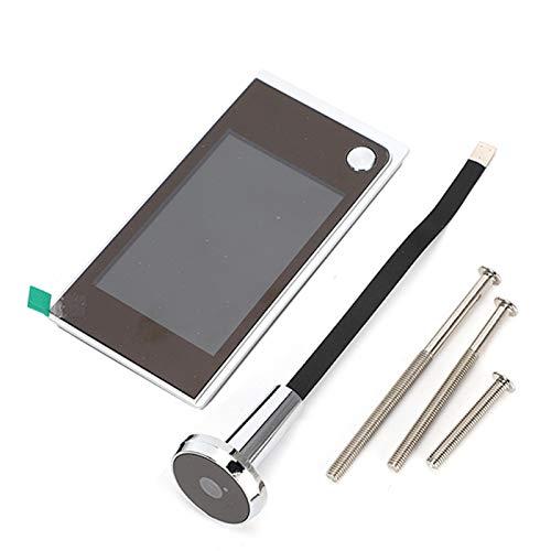 FOLOSAFENAR Plástico electrónico del ABS de la cámara del Visor de Video HD de la Puerta, para Las fábricas