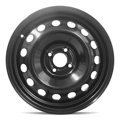 Road Ready Car Wheel for 2018-2020 Nissan Kicks 16 inch Steel Rim Fits R16 Tire - Exact OEM Replacement