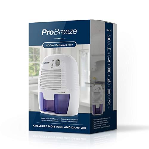 Deshumidificador Compacto y portátil Pro Breeze™,...