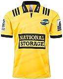 LQWW Hurricane Maillot de rugby pour homme, 100 % polyester, séchage rapide, manches courtes, couleur : F, taille XXL
