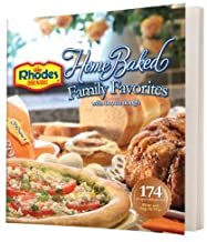 Home Baked Family Favorites with frozen dough (Rhodes Bake N Serve)