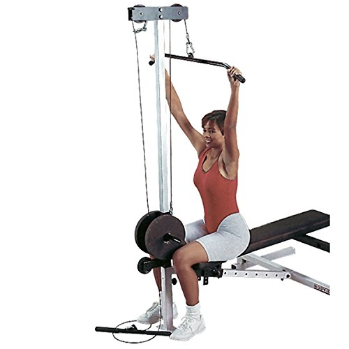 body solid lat pulldown glra81