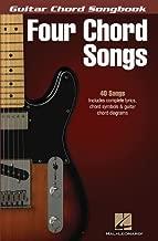Four Chord Songs (Guitar Chord Songbooks)