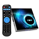 Android 10.0 TV BOX, YAGALA Android Box with Allwinner H616 Quad-Core 64bit ARM Corter-A53 CPU Mali...