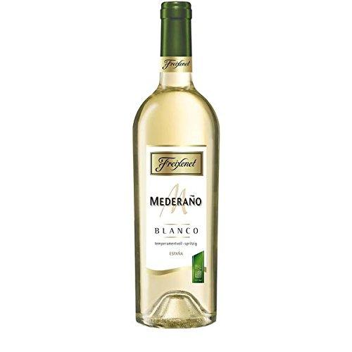 Mederano Freixenet Blanco Cuvée Weißwein 6 x 0,75 Liter