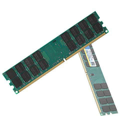 Shipenophy 4G RAM de Escritorio Memoria de Escritorio RAM de Escritorio Memoria de Escritorio DDR2 Fácil de Llevar para Escritorio para PC para computadora