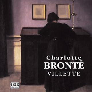 Villette audiobook cover art