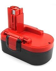 ADVTRONICS 18V 3,5Ah Ni-MH batterij vervangen voor Bosch BAT025 BAT026 BAT160 BAT180 2607335277 2607335535 2607335536 2607335266 260735 PS. R 18 V; E-2 GSR 18 VE-2 PSB 18 VE-2 GSB 18 VE-2