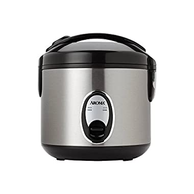 Aroma 8 Cup Rice Cooker - Stainless Steel ARC-904SB 52059149