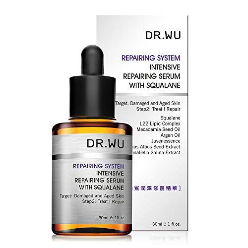 Dr.Wu Intensive Repairing Serum With Squalane Anti Ageing Replenish (30ml / 1 fl.oz.)