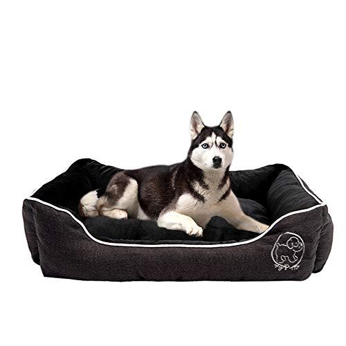 cama xl perro fabricante N/B