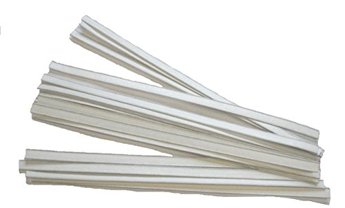 1000 Stück Clipbandverschlüsse weiß 220mm von BLÜHKING®