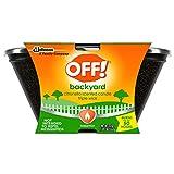 OFF! Citronella Tabletop Bucket 18 Ounce (6)