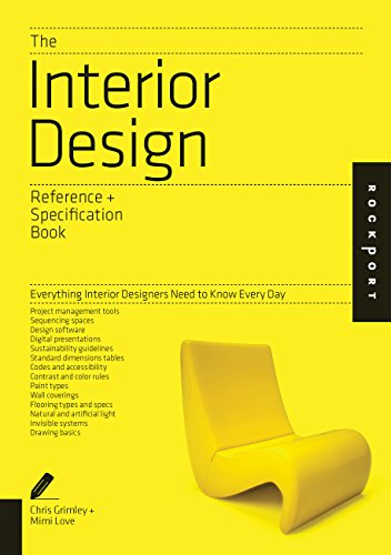 This reference book would be great for gift ideas for an interior designer.