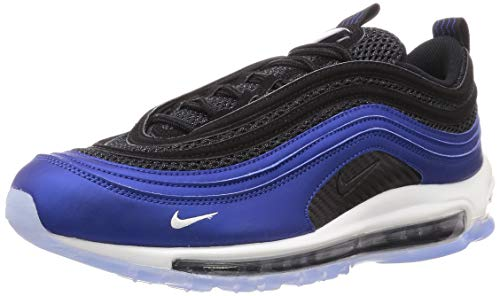 Nike Air Max 97 QS, Scarpe da Atletica Leggera Uomo, Blu (Game Royal/White/Black 000), 41 EU