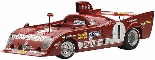 AUTOart 1 18 Alfa Romeo 33 TT 12 1975 (NurburGrüng 1000km victory) Merutsuario   Lafite   1 (japan import)