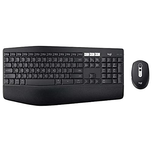 teclado y raton inalámbrico logitech de la marca Logitech G