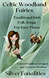 Celtic Woodland Fairies for Easy Piano (English Edition)