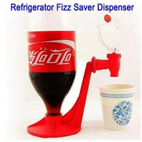 Neu Schank- Flaschenausgieser Dispender für Cola-Wasser u.a Platikflaschen für 2 Liter