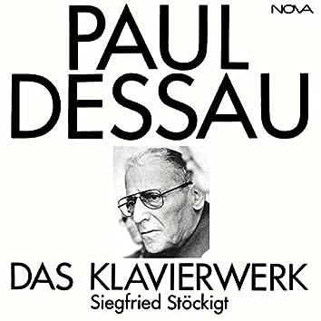 Dessau: Das Klavierwerk