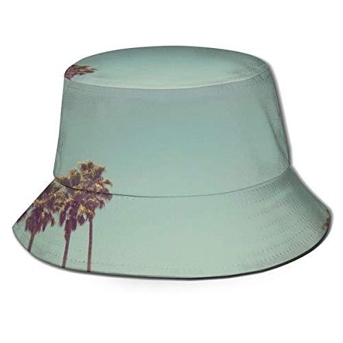 Micrófono de Condensador Sombrero de Pescador para Acampar, Sombrero para el Sol Sombrero de Cubo de protección Solar de Ocio Unisex