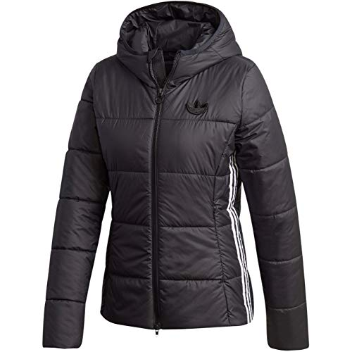 adidas Damen Jacke Slim, Black, 42, GD2507