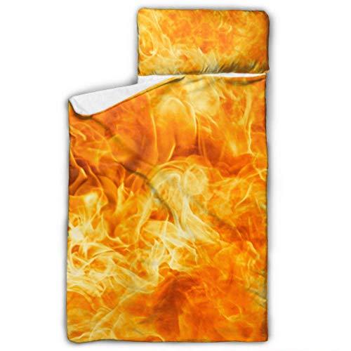 WYYWCY Abstract Blaze Fire Flame Texture Mat Siesta