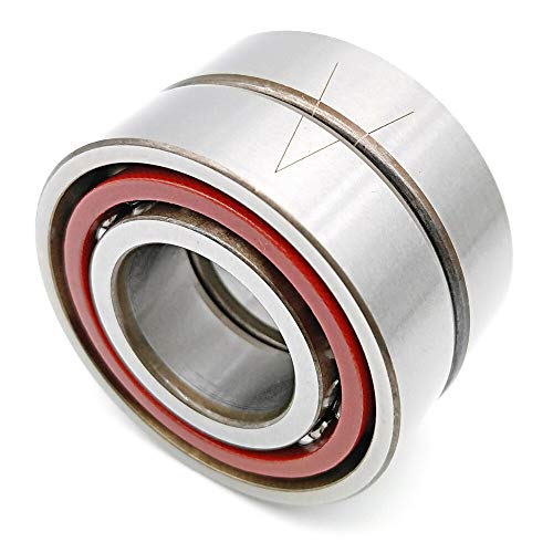 BRDI08240 Bearings Bearings 7002 7002CTYN P5 DB DF 7002C 15X32X9 Angular Contact Bearings ABEC-5 Precision Bearings CNC Machine Tool - (Type: 7002C P5 DB)