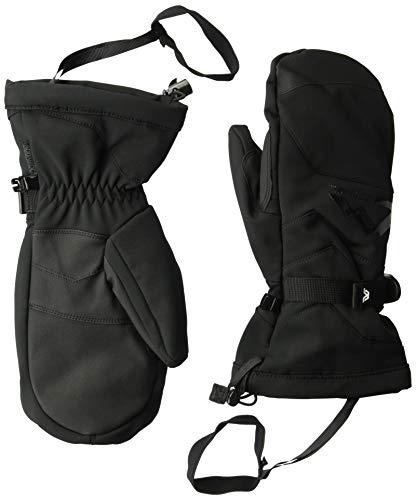 Gordini Fall Line IV - Manoplas aislantes Impermeables para Hombre (Talla Mediana), Color Negro