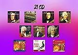 21 CD Sammlung Klassische Musik ...