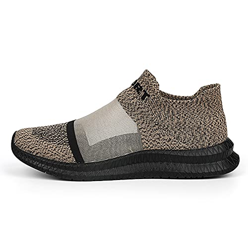 Parcclle Zapatillas de playa unisex para hombre y mujer, transpirables, con cierre, resistentes al agua, deslizamientos, secado rápido, zapatos de natación, zapatos de surf 5093, color, talla 39 EU