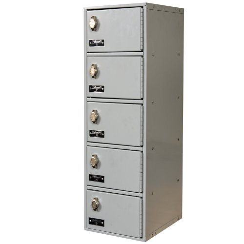 Hallowell cell phone and tablet locker
