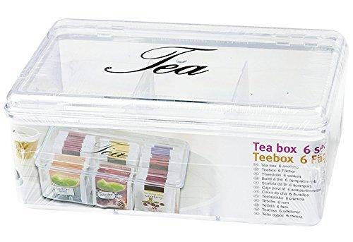 Teebox Teedose Tea box Teabox Box ,Kasten, Dose für Teebeutel Teebeutelbox