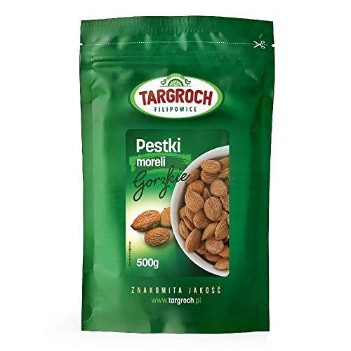 Almendras amargas sin cáscara 500g Targroch