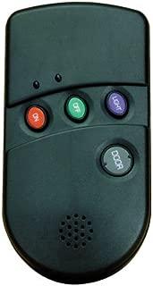 Honeywell Ademco 5804BD Bi-Directional Wireless Keychain Transmitter