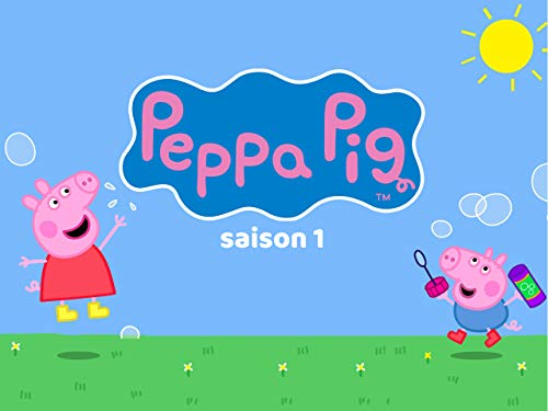 Peppa Pig saison 1