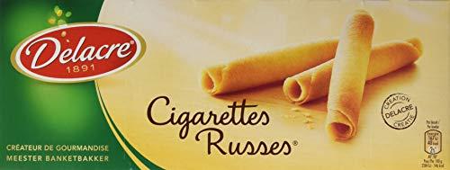 Delacre Cigarettes Russes 200g Packung, 10er Pack (10 x 200 g)