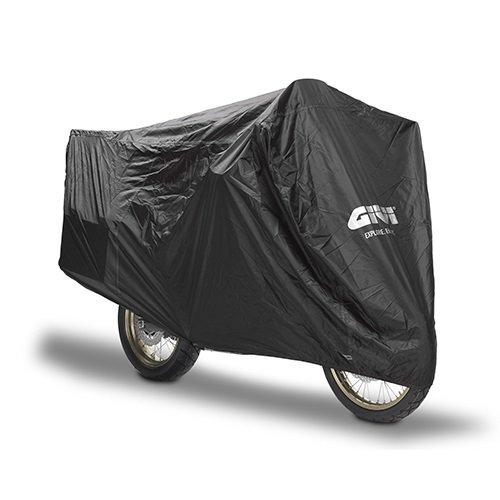 Compatible con Polaris Outlaw 450 MXR Funda Bicicleta GIVI S202 Talla XL Funda DISCOOTER Impermeable Universal para Motos Scooter Negro 238X125>110X70>95