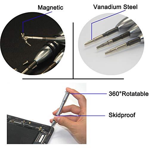 Ewparts Schraubenziehersatz für MacBook Pro/Air und Retina