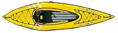 Y1002 BIC Sport Yakkair-1 Lt Inflatable Lite Kayak