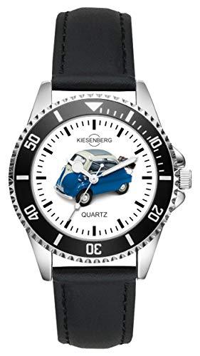 KIESENBERG Uhr - Geschenke für Isetta Oldtimer Fan L-1819