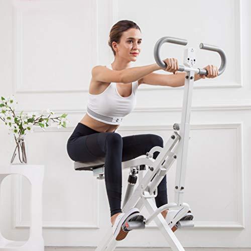 HFJKD Reiten Maschine Heim Multifunktionale Bodybuilding Ritter Indoor Sports Fitness Equipment Fitness für jedes Alter geeignet