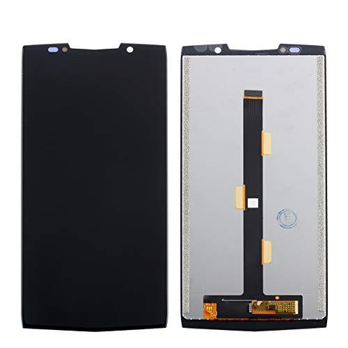 Easbuy Full Komplettset Assembly LCD Display für DOOGEE BL9000 Touchscreen Bildschirm Replacement Touch Screen Digitizer mit Werkzeugset Schwarz