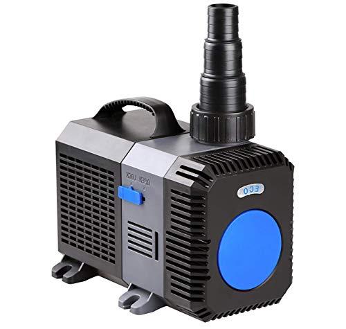 Pondlife CTP-12000 SuperECO Bachlaufpumpe Filterpumpe 12000l/h 100W Aquariumpumpe Förderpumpe