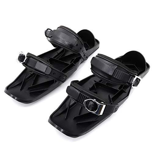 zhtao Mini Ski Skates Snow Board Boots Shoes Winter Outdoor ski Boots