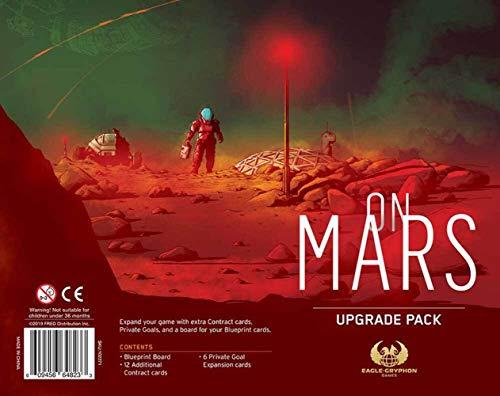 Eagle-Gryphon Games - On Mars: Upgrade Pack
