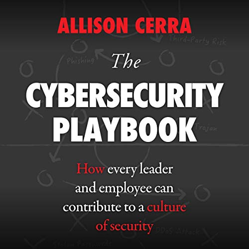 The Cybersecurity Playbook Titelbild