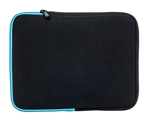 Slabo Tablet Tasche Schutzhülle für Amazon Fire HD 8 Kids Edition (7. Generation - 2017) Hülle Etui Case Phablet aus Neopren – TÜRKIS/SCHWARZ