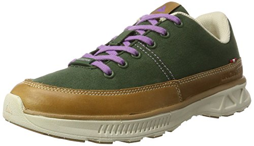 Dachstein Damen Sissi Sneakers, Dark Forest/Brown Sugar, 38.5