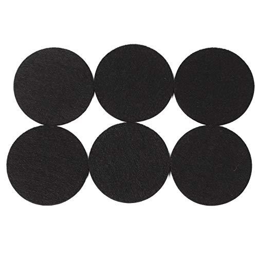 LTWHOME Compatible Activé Carboné Filtration Tapis Convient pour Eheim Classic 2213/250 2628130(Paquet de 6)